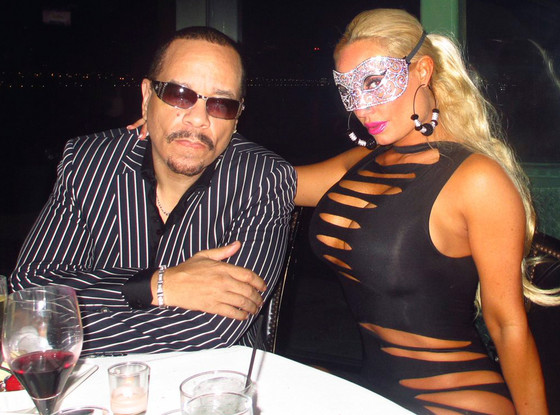 Ice-T, Coco, Twitter