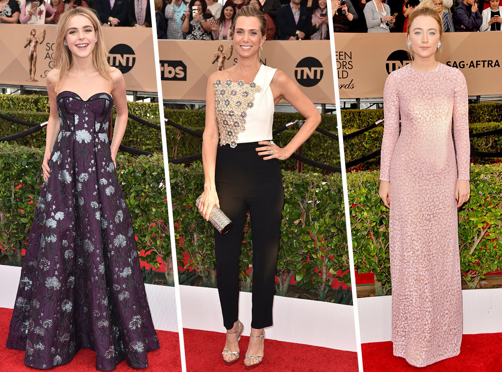 Best Dressed, 2016 SAG Awards