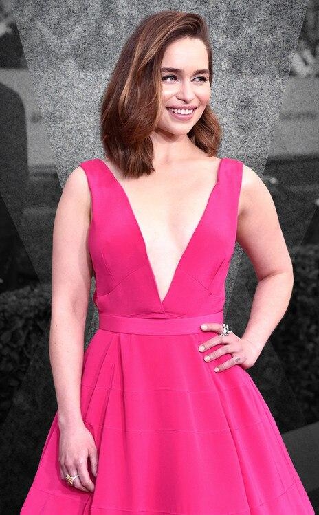 Emilia Clarke, SAG Awards 2016, Best Dressed Gallery Cover