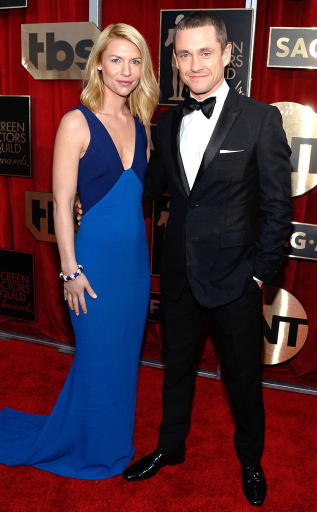 Claire Danes, Hugh Dancy, SAG Awards 2016, Couples