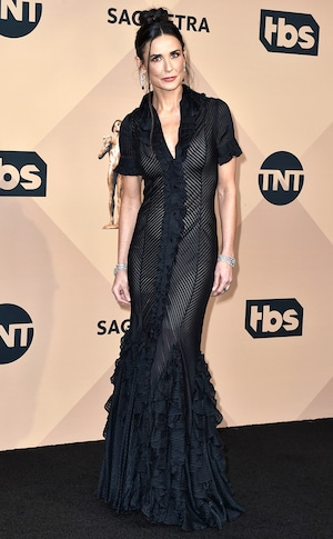 Demi Moore, SAG Awards 2016