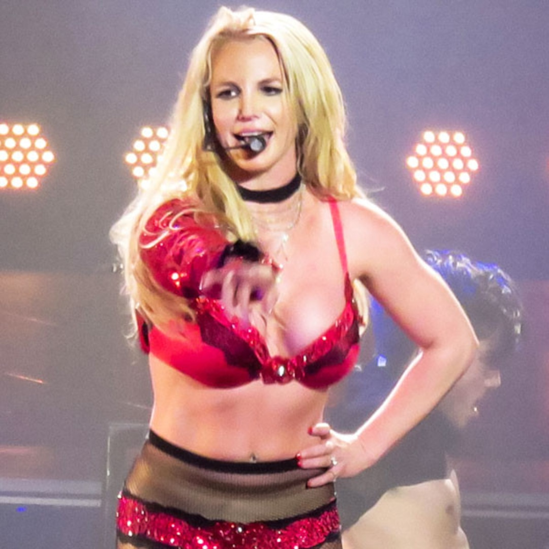 "Britney Spears Wants ""to Find a Hot Nerd"" With a ""Really Big Penis"""
