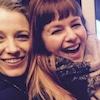 Blake Lively, Amber Tamblyn, Instagram