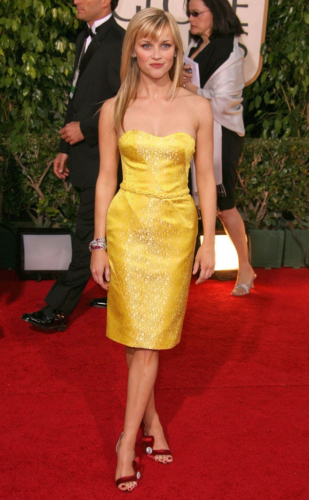 ESC, Reese Witherspoon, Golden Globes, 2007