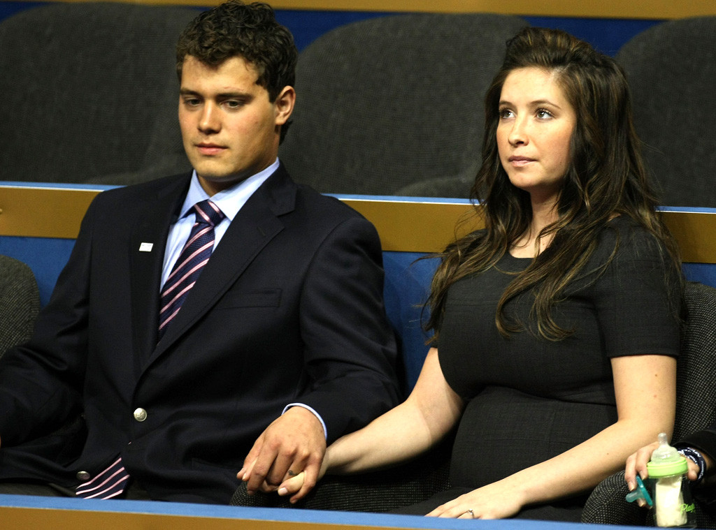 Bristol Palin, Levi Johnston