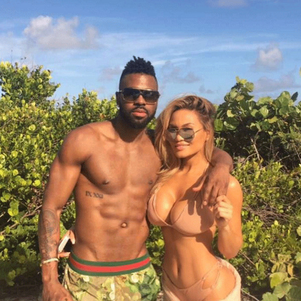 Jason DeRulo, Daphne Joy, Instagram