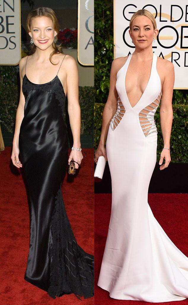Kate Hudson, Golden Globes, 2001, 2015