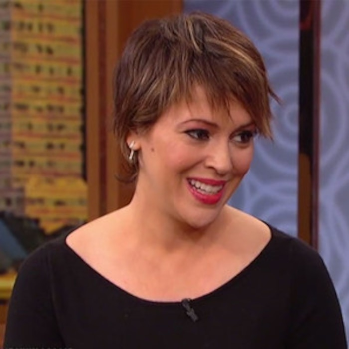 Alyssa Milano Argues With Wendy Williams About Breastfeeding in Public,  Talks Weight Loss   E! News
