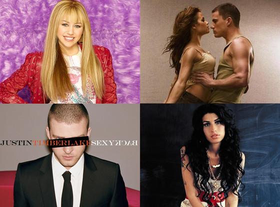 10 Year Anniversary Pop Culture