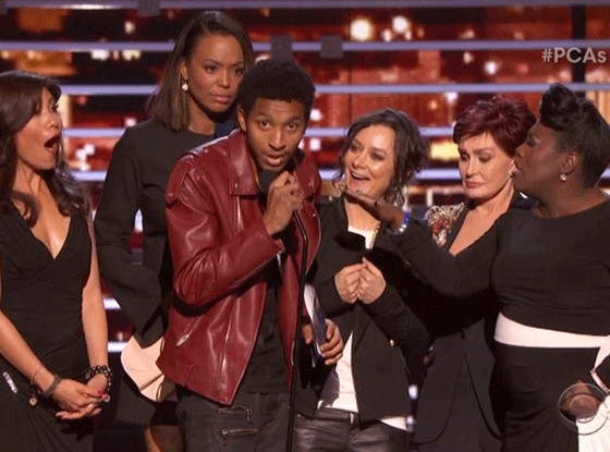 Sharon Osbourne, Julie Chen, Sara Gilbert, Aisha Tyler, Sheryl Underwood, The Talk