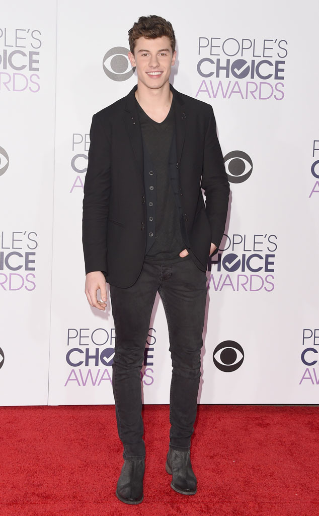 Shawn Mendes, People's Choice Awards