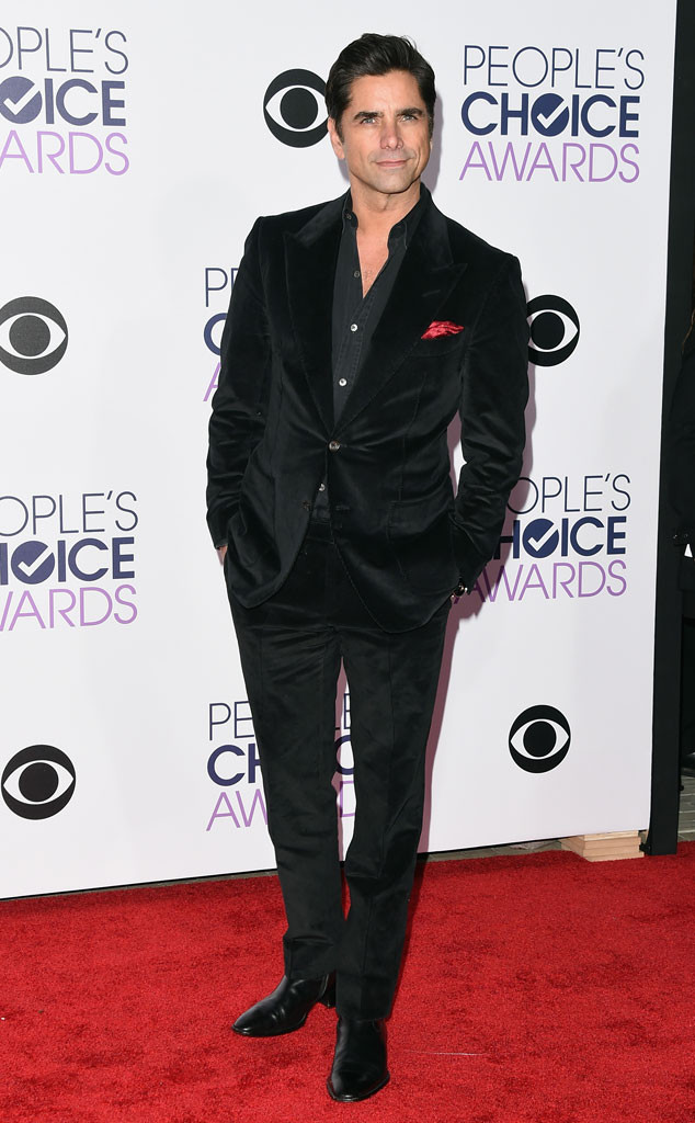 John Stamos, People's Choice Awards