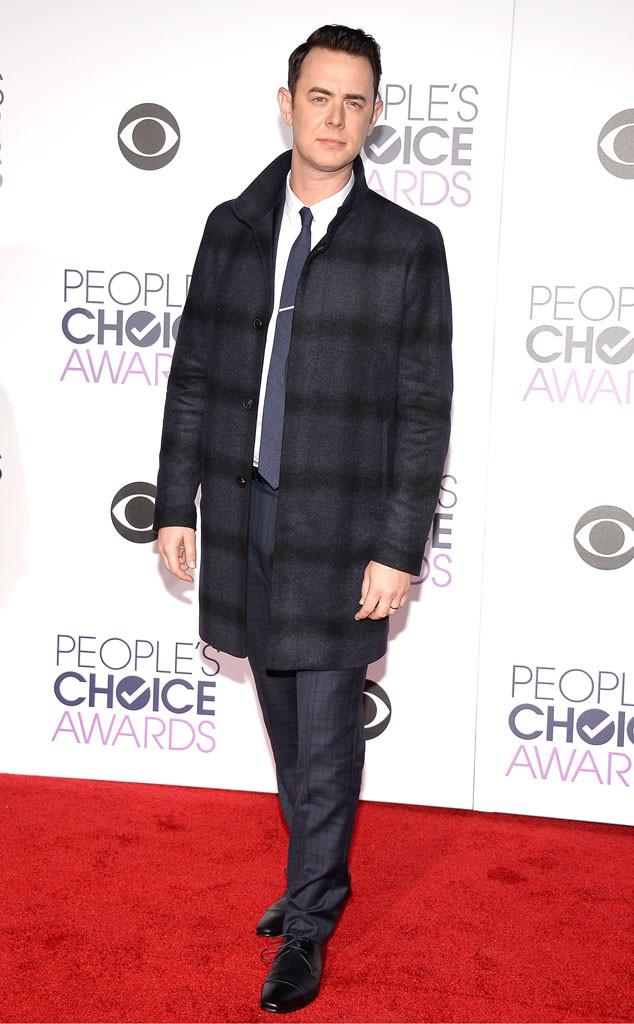 Colin Hanks, People's Choice Awards