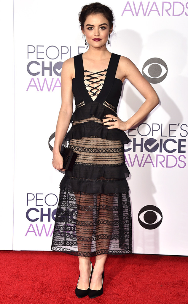 Lucy Hale, Peoples Choice Awards