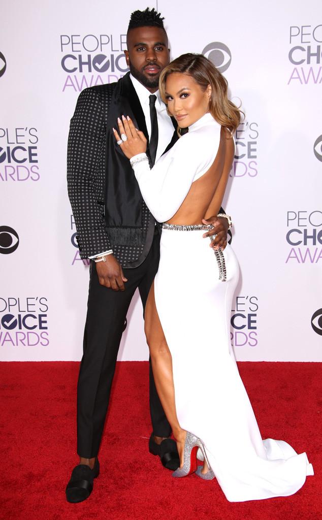 Jason Derulo, Daphne Joy, People's Choice Awards