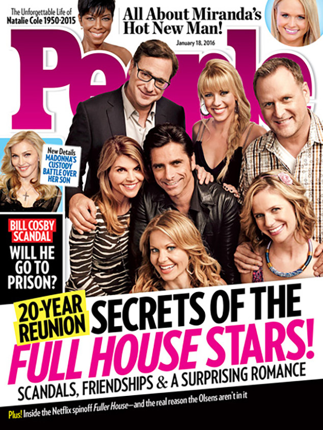 Fuller House, People