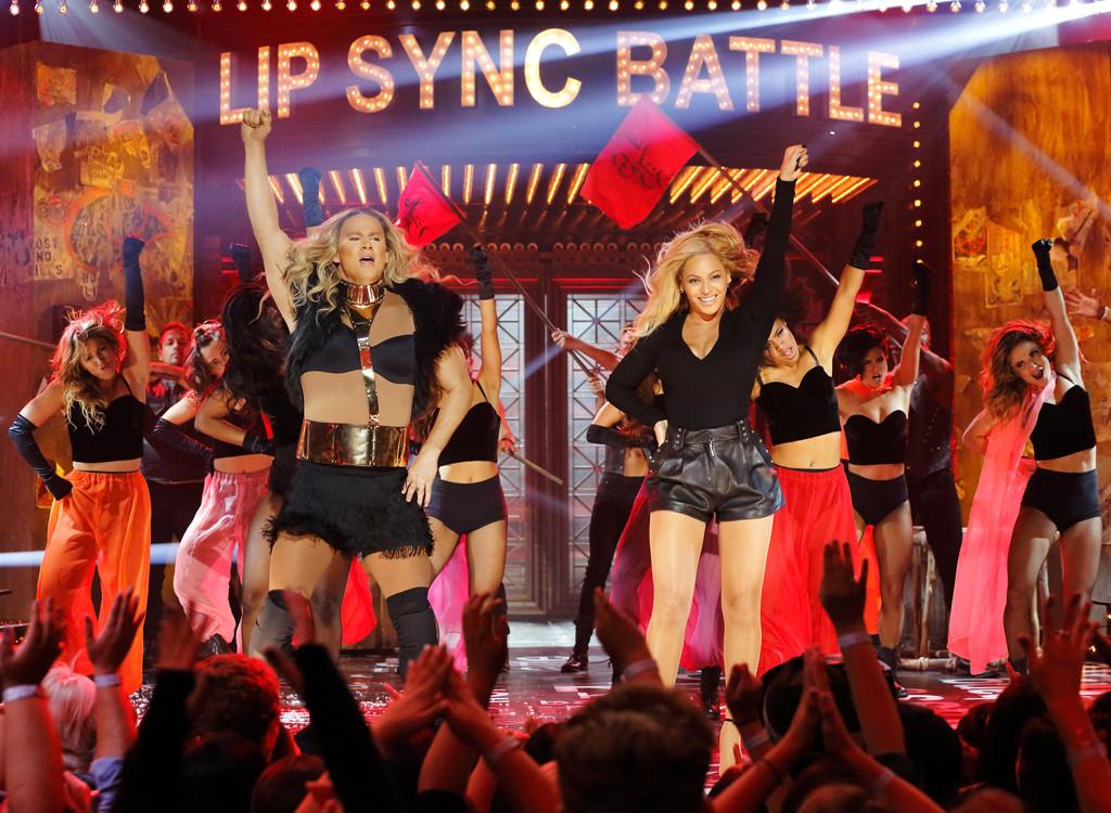 Lip Sync Battle, Channing Tatum, Beyonce