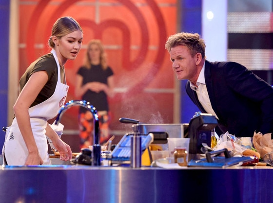 "Restaurant Quality -  Gigi won  Celebrity   MasterChef  and praise from Gordon Ramsay with a cheeseburger in 2016. ""The first year I lived in New York I tried a different burger every week to find my favorite burger in New York,"" Gigi said, adding, ""I always say, eat clean to stay fit, have a burger to stay sane."""