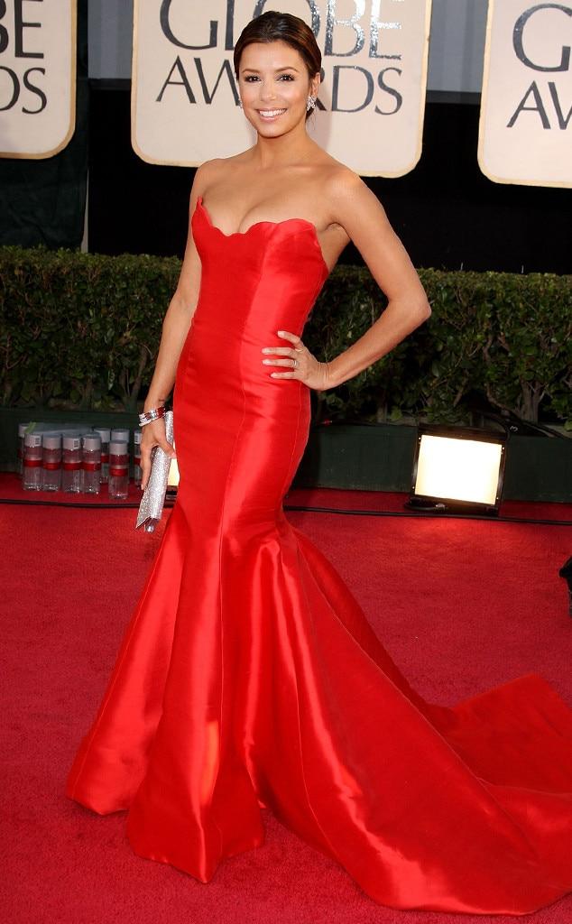 Eva Longoria Parker, Golden Globes, 2009