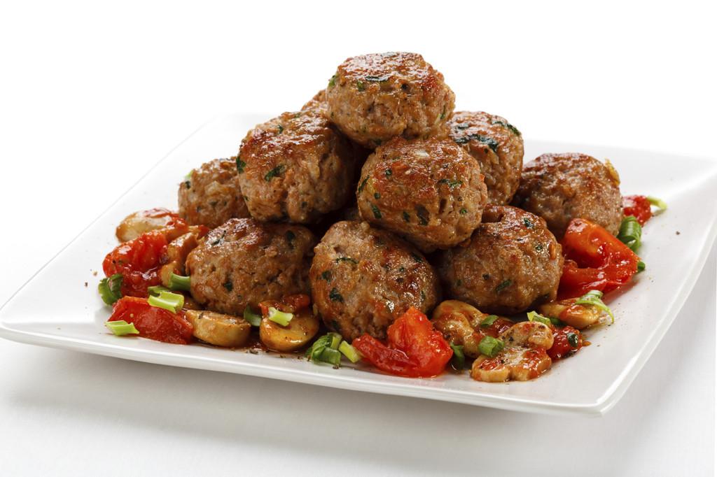 Meatballs, Fieri or Fast food