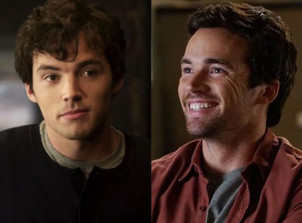 Pretty Little Liars, Pilot, Season 6, Ian Harding
