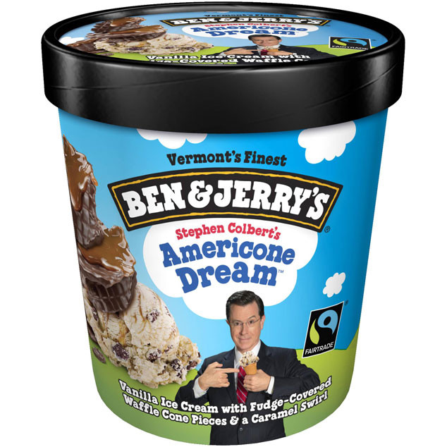 AmeriCone Dream, Ben and Jerrys