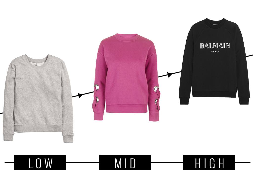 ESC: Gigi Hadid, Dare to Wear