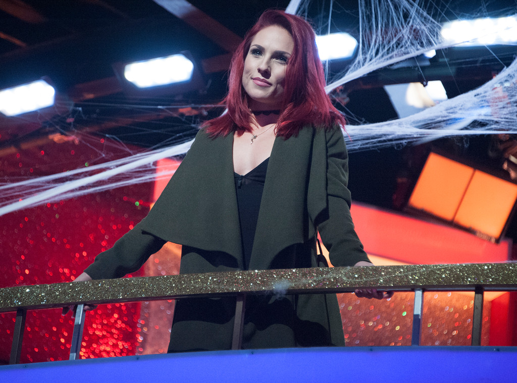 EXCLUSIVE: Sharna Burgess teases DWTS return with James