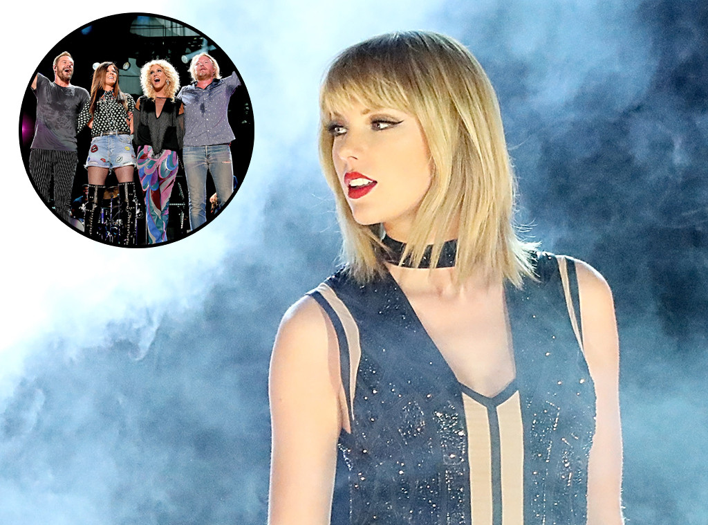 Taylor Swift, Little Big Town