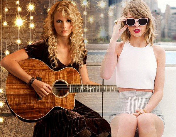 Inside Taylor Swift S Journey From Country Queen To Pop
