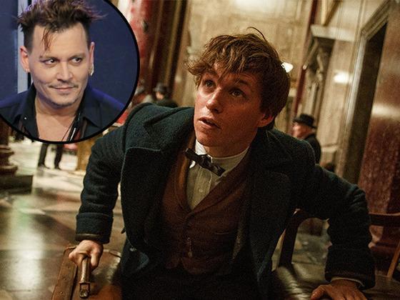 Johnny Depp soll in der Fortsetzung von <i>Phantastische Tierwesen und wo sie zu finden sind</i> mitspielen