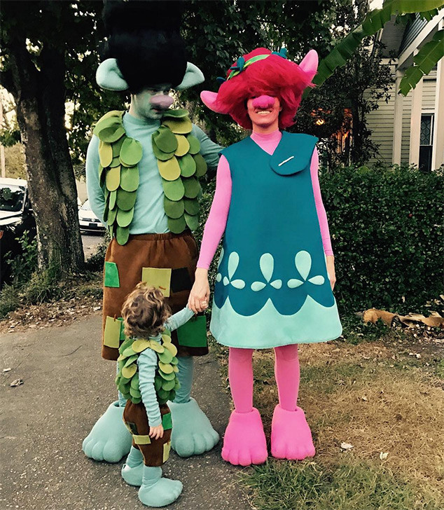 Justin Timberlake, Jessica Biel, Halloween, Instagram