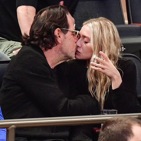 Ashley Olsen, Richard Sachs, Kiss