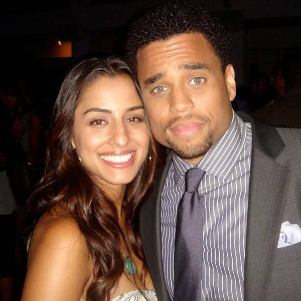 Who is michael ealy married to