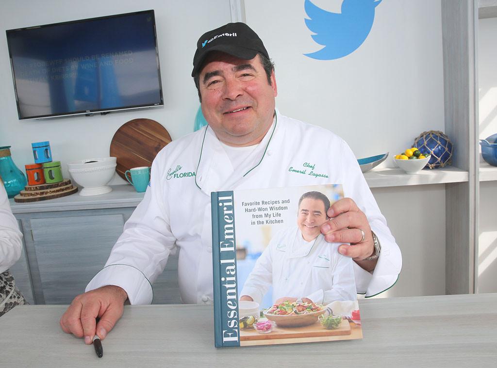 Emeril Lagasse, Famous Chefs