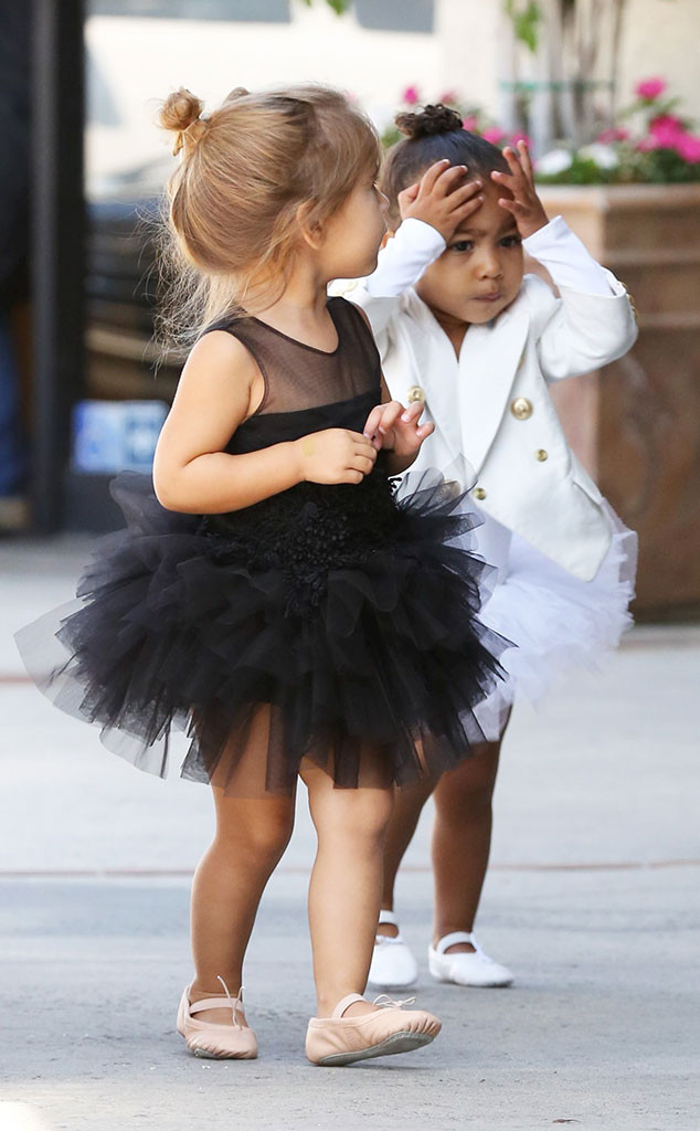 a9cf4304f0e9 18 Moments That Prove North West and Penelope Disick Are the Cutest ...