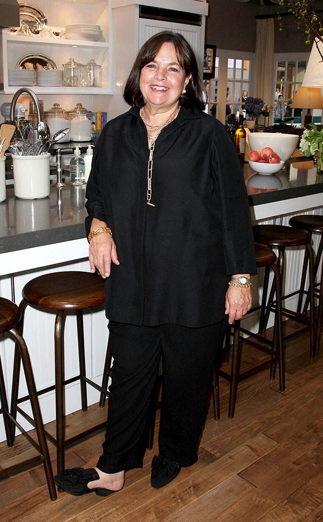Ina Garten, Famous Chefs
