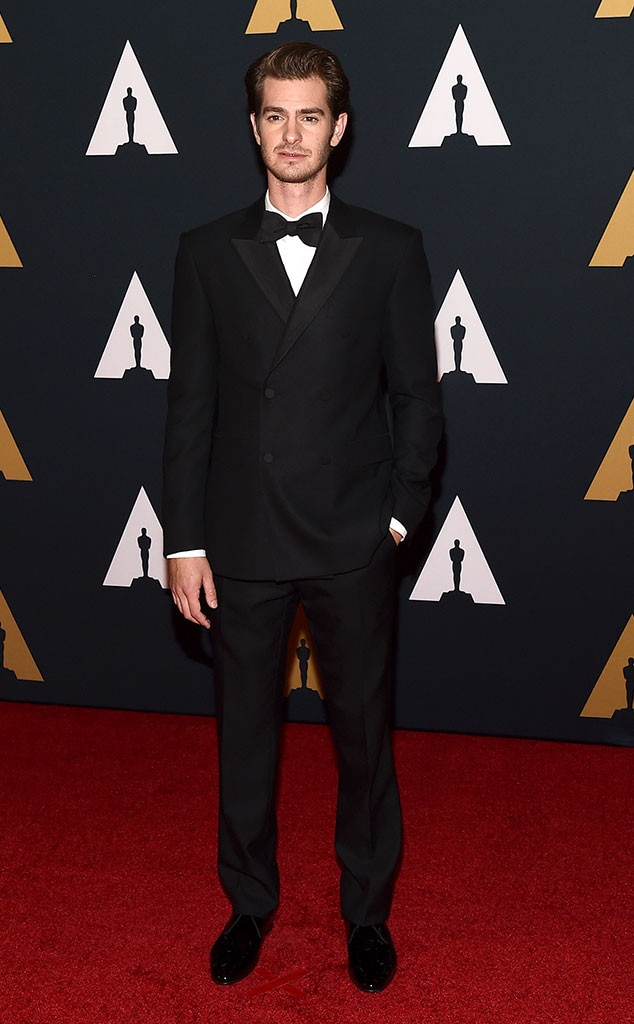 Andrew Garfield, Governors Awards 2016