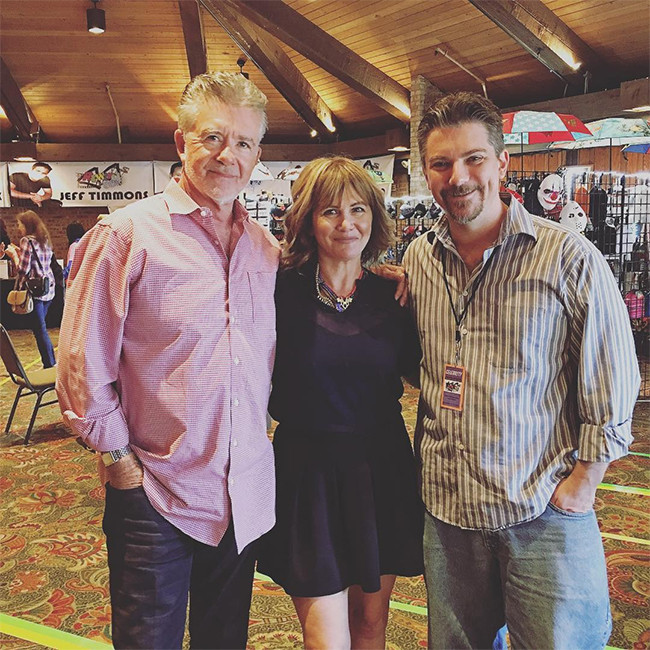 Growing Pains Reunion, Alan Thicke, Tracey Gold, Jeremy Miller