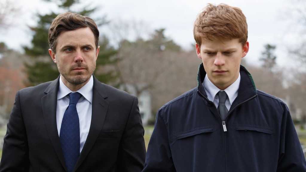 Lucas Hedges, Casey Affleck, Manchester By the Sea