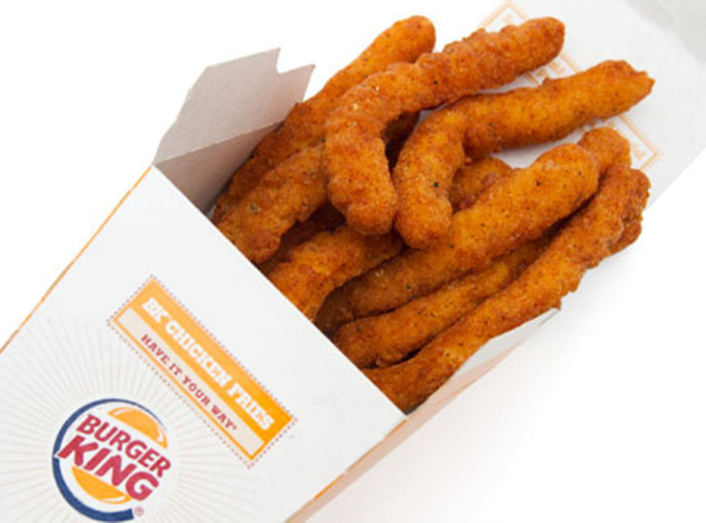 chicken fries discontinued foods