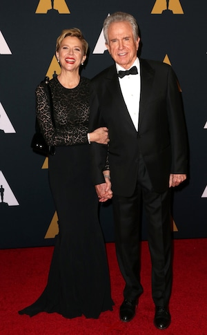 Governors Awards 2016, Annette Bening, Warren Beatty