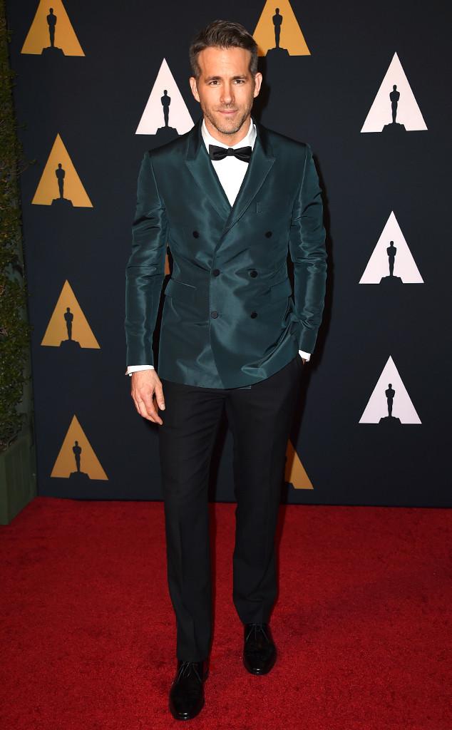 Governors Awards 2016, Ryan Reynolds