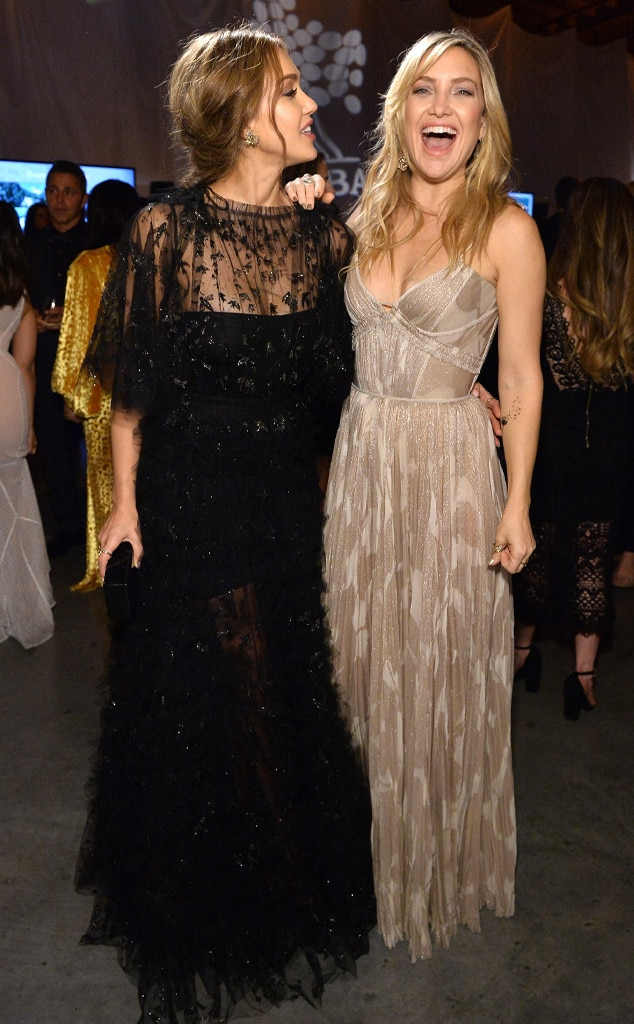 Kate Hudson, Jessica Alba, Baby2Baby Gala