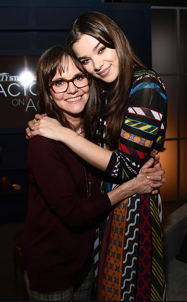 Sally Field Hailee Steinfeld Actors On Actors