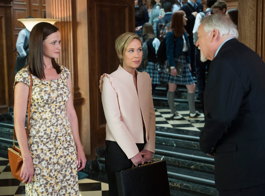 Return To Chilton From Gilmore Girls Revival Photos