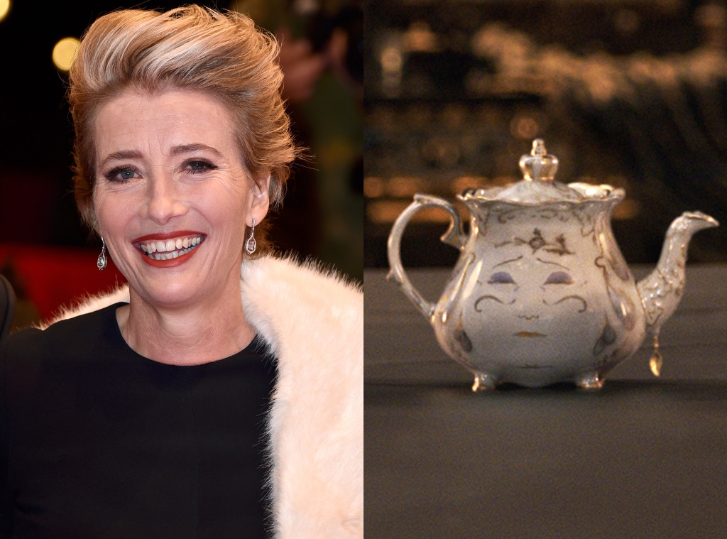 Emma Thompson As Mrs Potts From What The Beauty And The Beast