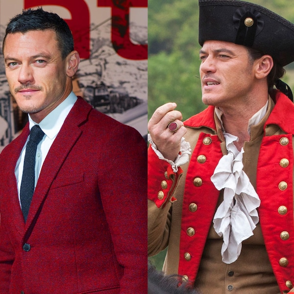 Luke Evans As Gaston From What The Beauty And The Beast
