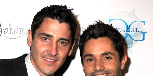 Jonathan Knight And Harley
