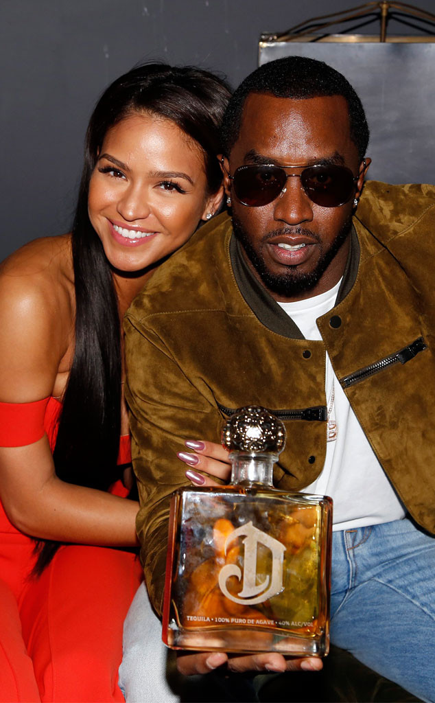 Sean Diddy Combs, Cassie